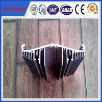 heat sink aluminium profile for industry, china aluminum heat sink for light housing Manufactures