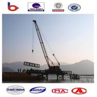 Muti-span Bailey Bridge installation,portable bridge ,cantilever launching bridge Manufactures