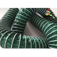 Light Weight Fire Retardant Flexible Duct Hose Custom PVC Bendable Manufactures