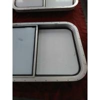 China Bolted / Welded Rectanglar Marine Windows / Marine Ships Aluminum Alloy Window on sale