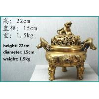 bronze antiqe Nine Dragons Incense Burner Manufactures