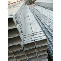 Galvanized Iron Tube Galvanzied Square Steel Pipe Prefabricated House Manufactures