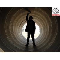 Large Diameter driling stainless Spiral Steel Pipe Manufactures