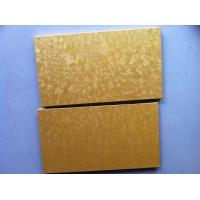 China 2 Panel CD Cardboard Jacket Printing With Gold Stamping Finishing on sale