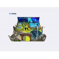Dinosaur Virtual Reality Theme Park Interactive Projectior Electronic Children Manufactures