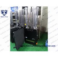 Vehicle Bomb Jammer RF WIFI Cell Phone Signal Jammer With DDS Convoy Jamming System Manufactures