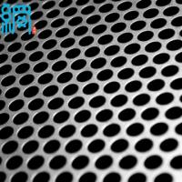 Stainless steel perforated metal sheet Manufactures