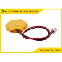 China CMOS Rechargeable Coin Cell Batteries ML1220 3V 17mAh Button Solid Material on sale