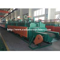 Electric Roller  Mesh Belt Furnace 150-280 Kg/H Quenching Productivity for Screw Manufactures
