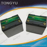 12V / 24V Module LED Mighting Power Supply LiFePO4 Lithium Batteries 35Ah Manufactures
