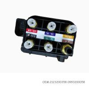 2123200358 0993200058 Air Suspension Valve Block For Mercedes - Benz W212 W222 Air Pump Valve Manufactures