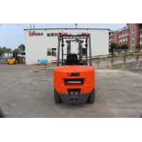 Hydraulic Diesel Powered Forklif With Roll Clamp Container Mast Attachment Manufactures
