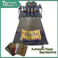 Buy cheap Gypsum Chemical Powder Paper Bag Machinery , 60000 Bags Per Day from wholesalers