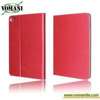 PU Leathe case for ipad mini4. skin cover for tablet PC Manufactures