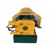 China Automatic Steel Round Water Down Pipe Roll Forming Making Machine 8-12m/min speed on sale