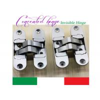 3-way adjustable european concealed hinges invisible when wood door closed Manufactures