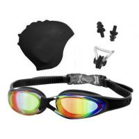 Swimming goggles&Caps set for Adult Manufactures