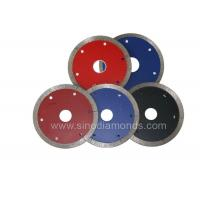 High Speed Diamond Tile Saw Blade 110mm Tile Cutter Blade Long Cutting Life Manufactures