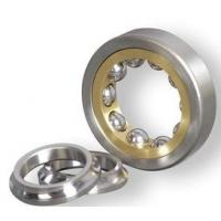 Quality Four point contact P0 P6 P5 Sealed Ball Bearing Parts 30mm - 150 mm Outside Dia for sale
