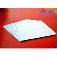 PVC Polyvinyl Chloride Sheets with 0.19 % Water Absorption 0.3 ~ 0.9 g/cm3 Apparent Density Manufactures