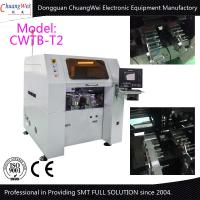 China High Precision ±0.05mm TPJ 1408 High Speed Sticker Machine For LED on sale