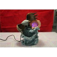 China Desktop tabletop Fountain for Eagle on sale
