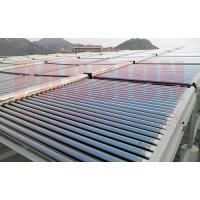 6000L Solar Hotel Heating Evacuated Tube Solar Collector Large Solar Water Heater Collector Manufactures