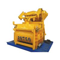 China Cement Concrete Mixer Machine Js750 Concrete Mixer Machine Portable Concrete Mixer for sale