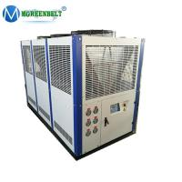 China Brewing Cooling Solution Air Cooled Scroll Water Chiller Hot Sale 30HP Ethylene Glycol Chiller on sale
