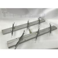 Mill finish Machining Aluminum Machine Precision Components Horizontal Opening Pattern Manufactures