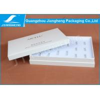 Custom Cosmetic / Makeup Set Cardboard Packaging Boxes Hot Stamping With EVA Manufactures