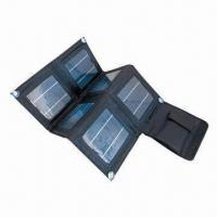 Foldable Solar Charger with 25W Solar Panel for Laptops and Personal Devices Manufactures
