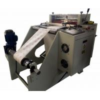 Automatic Roll to Sheet Cross Cutting Machine for plastic film/paper/rubber/gasket material Manufactures