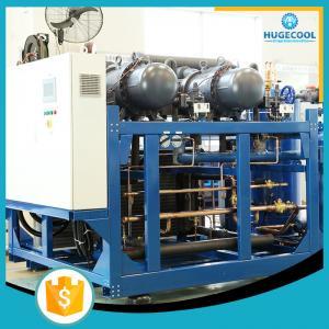 China Rackmount Compressor Rack System , Refrigeration Rack Compressor Bass on sale