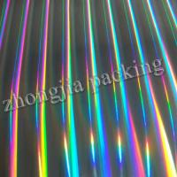 China PET Holographic Film on sale