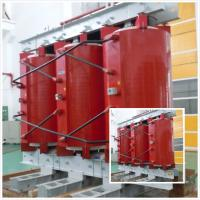 6.6 KV - 200 KVA Dry Type Transformer Inflaming Retarding Dry Type Power Transformer