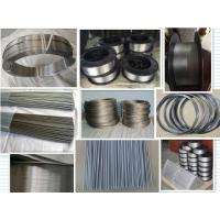 ASTM Titanium & Titanium Alloy Wires for welding of industry,chemical, best price for grade customer Manufactures