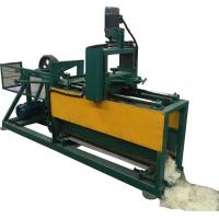 Rope Used Excelsior Wood Wool Machine,Animal bedding wood wool making machine shaving equipment low price Manufactures