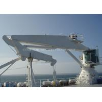 Marine Knuckle And Telescopic boom crane Manufactures