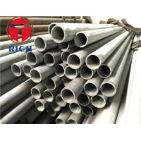 Non Alloys Steel Structural Steel Pipe Seamless Circular Tubes For Construction