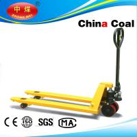 ChinaCoal hydraulic hand pallet truck price Manufactures