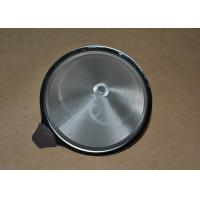 Washable Stainless Steel Wire Mesh Filter Conical Coffee Filter