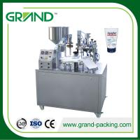 Easy Operation Semi Automatic Tube Filling And Sealing Machine NF-30 Smooth Cutting Manufactures