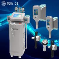 China FOB Price 3000$! Cryolipolysis RF Ultrasonic Machine Reduce 20%-40% Fact by One Time on sale