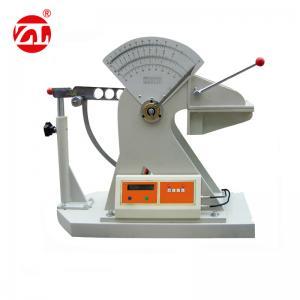 ISO3036 Analog Type Cardboard Pierce Strength Tester / Anti - Expose Performance Manufactures