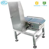 China High Accuracy Dynamic Conveyor Weight Checker /  Conveyor Belt Scales on sale