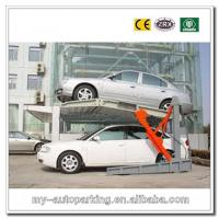 China China Lifts for Cars / Equipment Garage Occasion/Hydraulic Parking System / Parking Space on sale