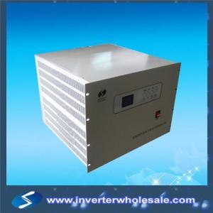 dc ac inverter(pure sine wave, LCD display, high power 10KVA)