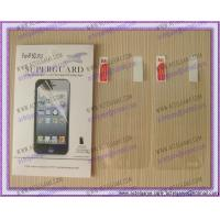 iPhone5 iPhone5S Screen Protector Screen Guard accessory Manufactures