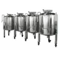 100L-15000L Stainless Steel Storage Tank Manufactures